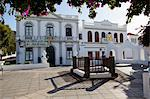 Plaza de la Constitucion and Ayuntamiento (town hall), Haria, Lanzarote, Canary Islands, Spain, Europe Stock Photo - Premium Rights-Managed, Artist: Robert Harding Images, Code: 841-06345251
