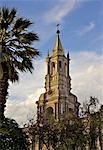 Arequipa Cathedral, Plaza de Armas, Arequipa, peru, peruvian, south america, south american, latin america, latin american South America Stock Photo - Premium Rights-Managed, Artist: Robert Harding Images, Code: 841-06345437
