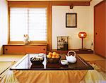 Japanese Interior Stock Photo - Premium Rights-Managed, Artist: Aflo Relax, Code: 859-06354607