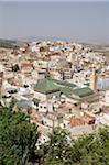 View of Moulay Idriss, Morocco Stock Photo - Premium Rights-Managed, Artist: Jean-Christophe Riou, Code: 700-06355140