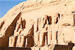Great Temple of Rameses II, Abu Simbel, Nubia, Aswan Governorate, Egypt Stock Photo - Premium Royalty-Free, Artist: F. Lukasseck, Code: 600-06355328