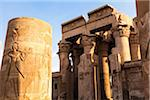 Temple of Kom Ombo, Kom Ombo, Aswan Governorate, Egypt Stock Photo - Premium Rights-Managed, Artist: F. Lukasseck, Code: 700-06355309