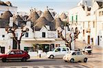 Trulli Houses and Street Scene, Alberobello, Province of Bari, Puglia, Italy Stock Photo - Premium Rights-Managed, Artist: F. Lukasseck, Code: 700-06355349