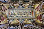 Ceiling of Piccolomini Library, Siena Cathedral, Siena, Tuscany, Italy Stock Photo - Premium Rights-Managed, Artist: R. Ian Lloyd, Code: 700-06367768