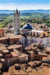 Overview of Siena Cathedral, Siena, Tuscany, Italy Stock Photo - Premium Rights-Managed, Artist: R. Ian Lloyd, Code: 700-06367788