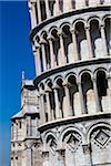 Close-UP of Leaning Tower of Pisa, Tuscany, Italy Stock Photo - Premium Rights-Managed, Artist: R. Ian Lloyd, Code: 700-06367816
