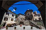 Church, Radda in Chianti, Tuscany, Italy Stock Photo - Premium Rights-Managed, Artist: R. Ian Lloyd, Code: 700-06367876