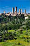 San Gimignano, Siena Province, Tuscany, Italy Stock Photo - Premium Rights-Managed, Artist: R. Ian Lloyd, Code: 700-06367893