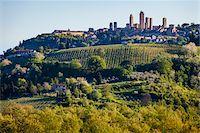 San Gimignano, Siena Province, Tuscany, Italy Stock Photo - Premium Rights-Managednull, Code: 700-06367895