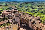 San Gimignano, Siena Province, Tuscany, Italy Stock Photo - Premium Rights-Managed, Artist: R. Ian Lloyd, Code: 700-06367904