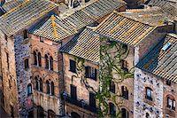 quaint house - Buildings, San Gimignano, Siena Province, Tuscany, Italy Stock Photo - Premium Rights-Managednull, Code: 700-06367906
