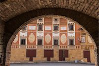 Architectural Detail, San Miniato, Province of Pisa, Tuscany, Italy Stock Photo - Premium Rights-Managednull, Code: 700-06367968