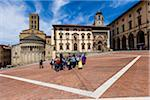 Piazza Grande, Arezzo, Tuscany, Italy Stock Photo - Premium Rights-Managed, Artist: R. Ian Lloyd, Code: 700-06367969
