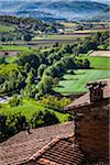 Overview from Rooftop, Poppi, Province of Arezzo, Tuscany, Italy Stock Photo - Premium Rights-Managed, Artist: R. Ian Lloyd, Code: 700-06367988