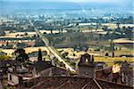 Overview of Anghiari, Tuscany, Italy Stock Photo - Premium Rights-Managed, Artist: R. Ian Lloyd, Code: 700-06367991