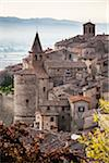 Buildings, Anghiari, Tuscany, Italy Stock Photo - Premium Rights-Managed, Artist: R. Ian Lloyd, Code: 700-06367996