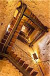 Interior of Campanile of Duomo di Chiusi, Chiusi, Siena Province, Tuscany, Italy Stock Photo - Premium Rights-Managed, Artist: R. Ian Lloyd, Code: 700-06368023