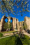 Grotte di Catullo, Sirmione, Lake Garda, Brescia, Lombardy, Italy