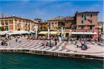 Waterfront, Lazise, Verona Province, Veneto, Italy Stock Photo - Premium Rights-Managed, Artist: R. Ian Lloyd, Code: 700-06368205