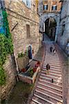 Via dell'Acquedotto, Perugia, Province of Perugia, Umbria, Italy Stock Photo - Premium Rights-Managed, Artist: R. Ian Lloyd, Code: 700-06368214