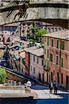 Via dell'Acquedotto, Perugia, Province of Perugia, Umbria, Italy Stock Photo - Premium Rights-Managed, Artist: R. Ian Lloyd, Code: 700-06368215