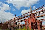 Zeche Zollverein, Essen, Ruhr Basin, North Rhine-Westphalia, Germany Stock Photo - Premium Rights-Managed, Artist: Raimund Linke, Code: 700-06368442
