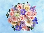 Flower arrangement Stock Photo - Premium Royalty-Free, Artist: Water Rights, Code: 622-06369459