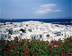 Town in Mykonos Stock Photo - Premium Royalty-Free, Artist: Robert Harding Images, Code: 622-06370257