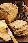 Mixed-grain bread Stock Photo - Premium Royalty-Free, Artist: Cultura RM, Code: 659-06372531