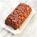 Loaf of Monkey Bread with Caramelized Sugar Topping Stock Photo - Premium Royalty-Freenull, Code: 659-06372924