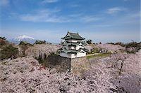 Hirosaki Castle, Aomori Prefecture, Japan Stock Photo - Premium Rights-Managednull, Code: 859-06380179