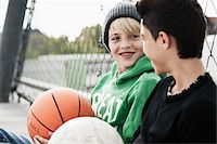 Boys, Mannheim, Baden-Wurttemberg, Germany Stock Photo - Premium Royalty-Freenull, Code: 600-06382901