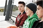 Boys, Mannheim, Baden-Wurttemberg, Germany Stock Photo - Premium Royalty-Free, Artist: Uwe Umstätter, Code: 600-06382904