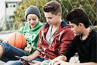 Boys, Mannheim, Baden-Wurttemberg, Germany Stock Photo - Premium Royalty-Freenull, Code: 600-06382907