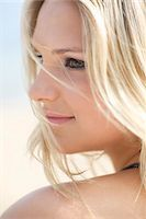 Close-Up of Young Woman Stock Photo - Premium Rights-Managednull, Code: 700-06383794