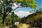 Mountain Hut near Sarangkot, Gandaki Zone, Pashchimanchal, Nepal Stock Photo - Premium Rights-Managed, Artist: Jochen Schlenker, Code: 700-06383826