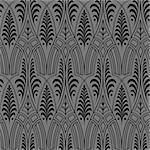 seamless black floral abstract wallpaper pattern background Stock Photo - Royalty-Free, Artist: 100ker                        , Code: 400-06384783