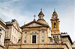 Church of Saint Andrew (Andrea) in Genoa, Italy Stock Photo - Royalty-Free, Artist: anshar                        , Code: 400-06389278
