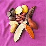 Sliced Potatoes Still Life Stock Photo - Premium Royalty-Free, Artist: IIC, Code: 6106-06401941