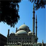 Great Mosque of Muhammed Ali, Cairo, Egypt Stock Photo - Premium Royalty-Free, Artist: AWL Images, Code: 6106-06402264