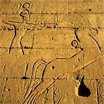 Ancient Egyptian carving, Ramesseum Temple, Luxor Stock Photo - Premium Royalty-Free, Artist: Garry Black, Code: 6106-06402271