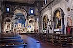 Interior View of Chiesa di Ognissanti, Florence, Tuscany, Italy Stock Photo - Premium Rights-Managed, Artist: R. Ian Lloyd, Code: 700-06407779