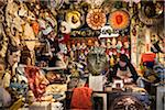 Mask Maker in Shop, Florence, Tuscany, Italy Stock Photo - Premium Rights-Managed, Artist: R. Ian Lloyd, Code: 700-06407782
