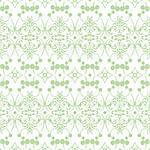 Beautiful background of seamless floral pattern Stock Photo - Royalty-Free, Artist: inbj                          , Code: 400-06409071