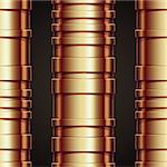 Copper pipeline seamless pattern, background. Stock Photo - Royalty-Free, Artist: Sylverarts                    , Code: 400-06409521