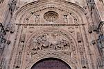 Palm Door, also called Ramos Door of the New Cathedral in Salamanca, Spain Stock Photo - Royalty-Free, Artist: ribeiroantonio                , Code: 400-06413658