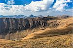 mountain landscape in the Carpathian Mountains, Fagaras, Romania Stock Photo - Royalty-Free, Artist: porojnicu                     , Code: 400-06421885