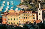 Lerici typical seaside town in Liguria - Italy - The harbor and old buildings Stock Photo - Royalty-Free, Artist: catalby                       , Code: 400-06426759