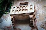 another view of the juliet and romeo's balcony Stock Photo - Royalty-Free, Artist: photorise                     , Code: 400-06430216