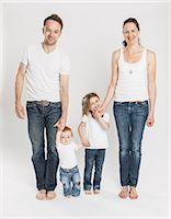 Smiling children posing together Stock Photo - Premium Royalty-Freenull, Code: 649-06432749